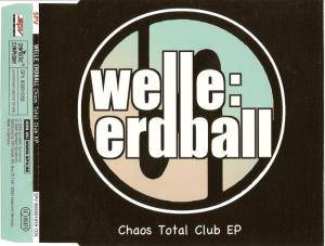 Cover - Welle: Erdball: Chaos Total Club EP