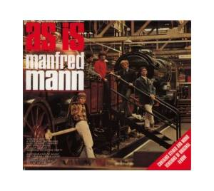 Manfred Mann: As Is - Cover
