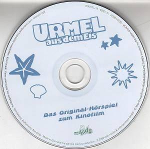 max kruse: urmel aus dem eis - cd 2006, multimedia