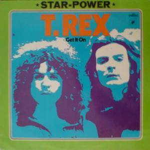 T. Rex: Get It On - Cover