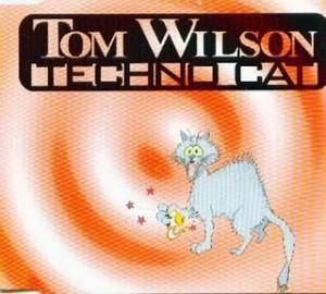 Cover - Tom Wilson: Techno Cat