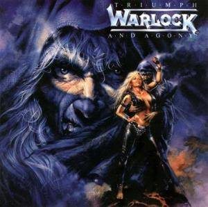 Warlock: Triumph And Agony (CD) - Bild 1