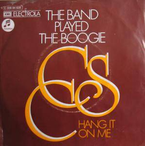Cover - CCS: Band Played The Boogie, The