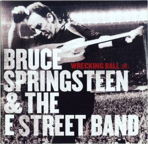Cover - Bruce Springsteen & The E Street Band: Wrecking Ball