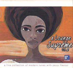Cover - Mighty Bop, The: Lounge Supreme Vol. 2, A