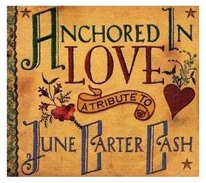 Cover - Ralph Stanley: Anchored In Love - A Tribute To June Carter Cash