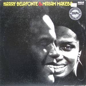 Harry Belafonte: Harry Belafonte & Miriam Makeba - Cover