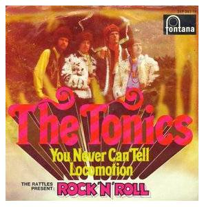 Cover - Tonics, The: You Never Can Tell