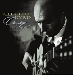 Charlie Byrd: Classical Byrd - Cover