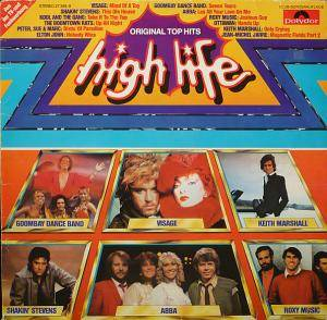 High Life - Original Top Hits - Cover