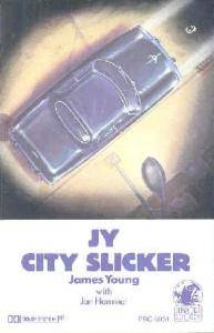 James 'JY' Young & Jan Hammer: City Slicker - Cover