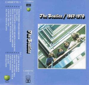 The Beatles: 1967-1970 (2-Tape) - Bild 2
