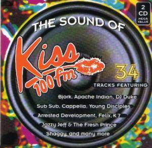 Sound of Kiss 100 fm, The - Cover