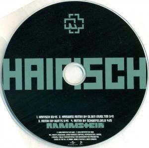 Rammstein: Haifisch (Single-CD) - Bild 3