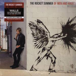 The Rocket Summer: Of Men And Angels - Cover
