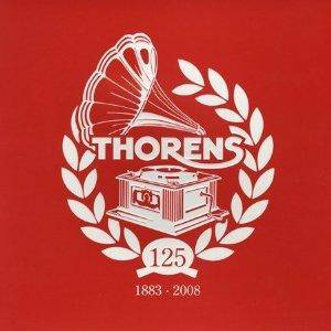 Cover - Myra Taylor: Thorens 125th Anniversary LP