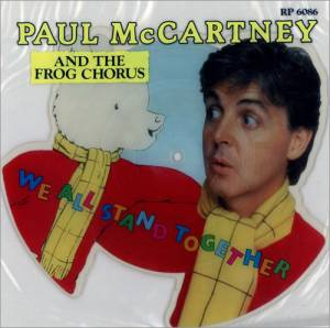 Paul McCartney: We All Stand Together - Cover