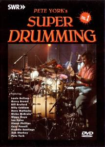 Pete York's Super Drumming Vol. 1 (DVD) - Bild 1