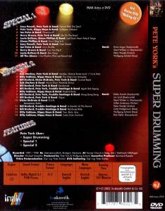 Pete York's Super Drumming Vol. 1 (DVD) - Bild 2