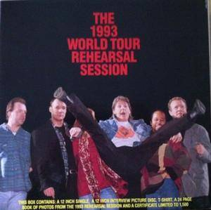 Cover - Paul McCartney: 1993 World Tour Rehearsal Session - Docklands Press Conference, The