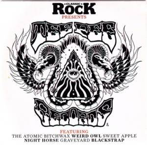 Cover - Naam: Classic Rock 142 - Tee Pee Records