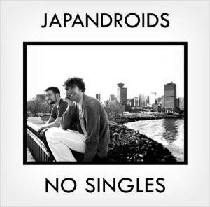 Japandroids: No Singles - Cover