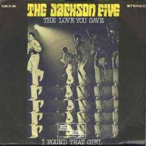 Cover - Jackson Five, The: Love You Save, The