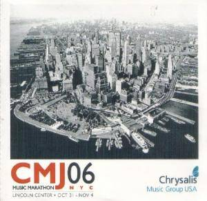 Cover - Illinois: CMJ 2006 Chrysalis Music Sampler