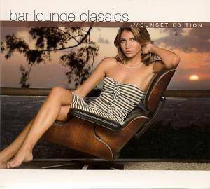 Cover - Trio Elétrico: Bar Lounge Classics Sunset Edition