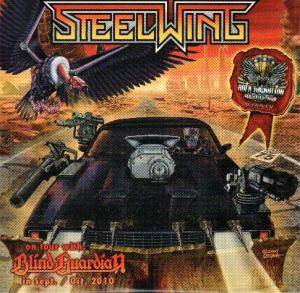 Cover - Steelwing: Steelwing