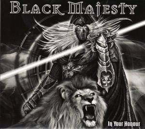 Black Majesty: In Your Honour - Cover