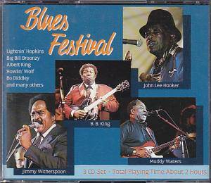 Blues Festival - Cover