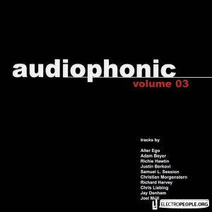 Cover - Chris Liebing: Audiophonic Volume 3
