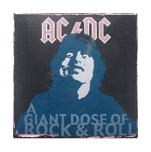 AC/DC: Giant Dose Of Rock & Roll, A - Cover