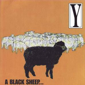 Cover - Y: Black Sheep..., A