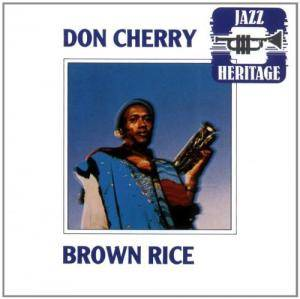 Don Cherry: Brown Rice - Cover