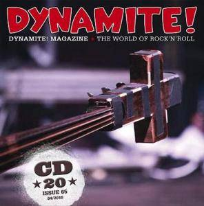 Cover - Kings Of Nuthin', The: Dynamite! Issue 65 - CD #20