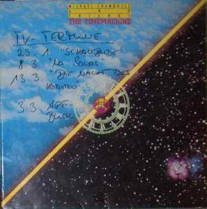 Michael Chambosse And Friends: Timemachine, The - Cover