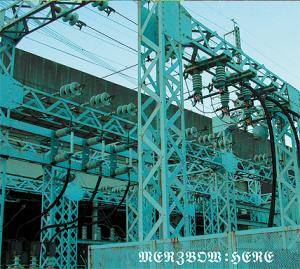 Merzbow: Here - Cover
