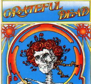 Grateful Dead: Grateful Dead (Skull And Roses) - Cover