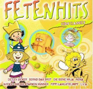 Various - Fetenhits - 80's Maxi Classics