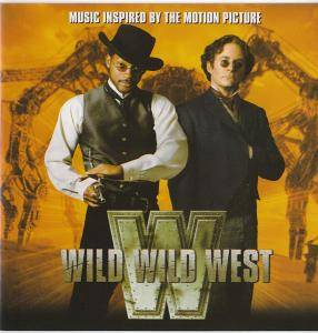 Music Inspired By The Motion Picture Wild Wild West - Cover