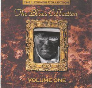 "Cover - Walter ""Wolfman"" Washington: Blues Collection Volume One, The"