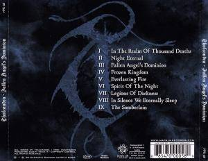 Thulcandra: Fallen Angel's Dominion (CD) - Bild 2