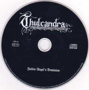 Thulcandra: Fallen Angel's Dominion (CD) - Bild 5