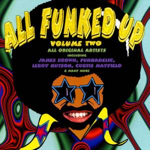 All Funked Up Volume Two - Cover