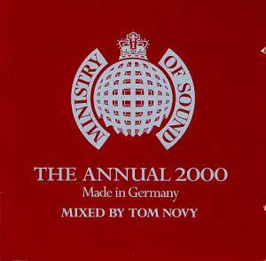 Cover - Tom Novy Feat. Lima: Annual 2000, The