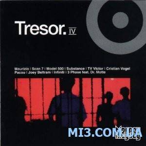 Tresor.IV Solid - Cover