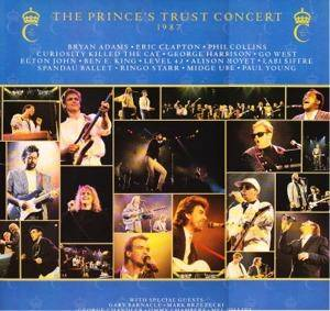 Prince's Trust Concert 1987, The - Cover