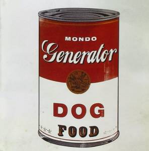 Cover - Mondo Generator: Dog Food